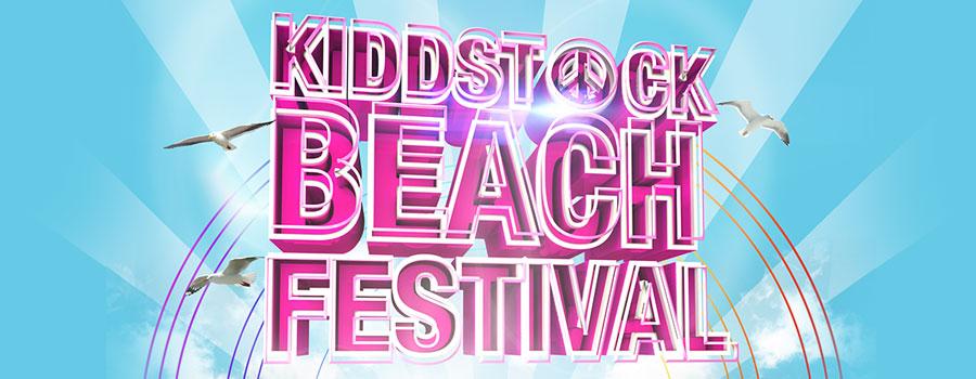 kiddstock festival logo
